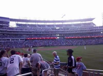 Nationals Park, sección: 137, fila: S, asiento: 24