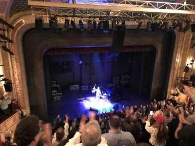 Walter Kerr Theatre, sección: Mez L, fila: G, asiento: 5