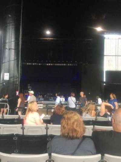 Hollywood Casino Amphitheatre (Tinley Park), sección: 204, fila: RR, asiento: 44
