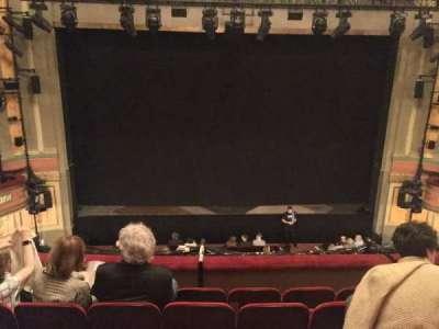 Neil Simon Theatre, sección: FMEZZ, fila: E, asiento: 111