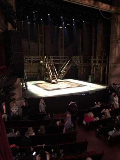 PrivateBank Theatre, sección: Dress Circle Box 1, fila: BX1, asiento: 207