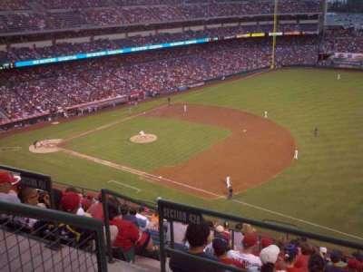 Angel Stadium sección V428