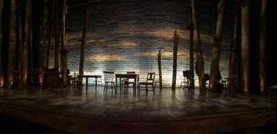Gerald Schoenfeld Theatre, sección: Orchestra, fila: B, asiento: 110
