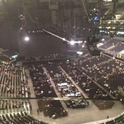 Staples Center, sección: 311, fila: 6, asiento: 12
