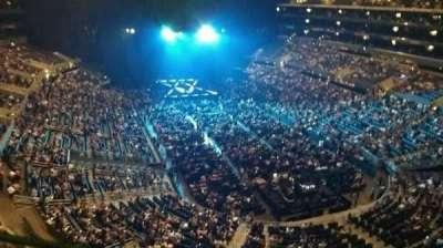 Staples Center, sección: 312, fila: 1, asiento: 3