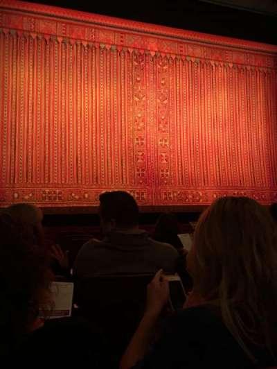 Cadillac Palace Theater, sección: Orchestra C, fila: G, asiento: 102,103