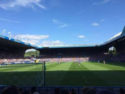 Hillsborough Stadium, sección: WL4, fila: J, asiento: 94