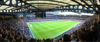 Stamford Bridge, fila: 20, asiento: 20