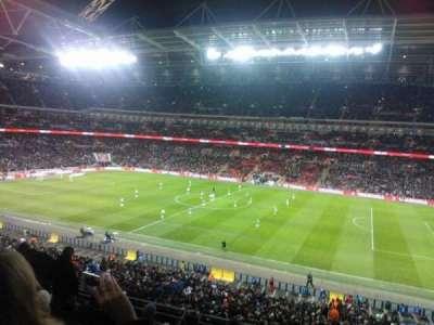 Wembley Stadium, sección: 224, fila: 7, asiento: 242
