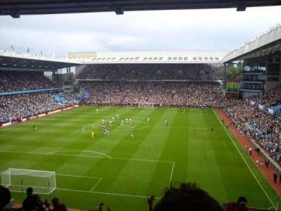 Villa Park, sección: T2, fila: T, asiento: 20