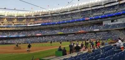 Yankee Stadium sección 027B