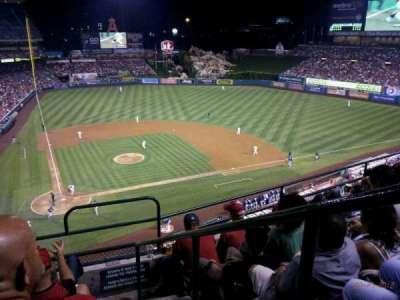 Angel Stadium sección V422