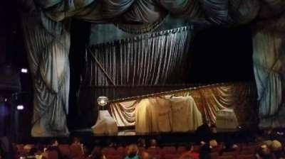 Majestic Theatre, sección: Orch, fila: J, asiento: 102