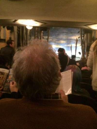 Gerald Schoenfeld Theatre, sección: Orchestra, fila: S, asiento: 12