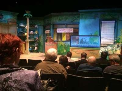 The Clurman Theater, sección: Orch, fila: E, asiento: 4