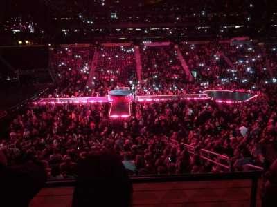 Philips Arena, sección: 116