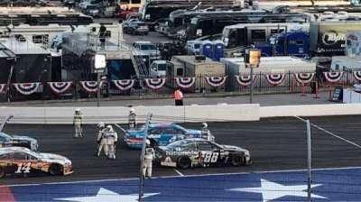 Texas Motor Speedway, sección: PL422, fila: 23, asiento: 16