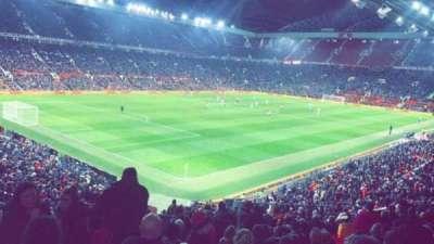 Old Trafford, sección: W210, fila: 22, asiento: 48