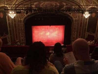 Cadillac Palace Theater, sección: BALCLC, fila: O, asiento: 308