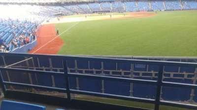 Rogers Centre, sección: 108r, fila: 2, asiento: 11