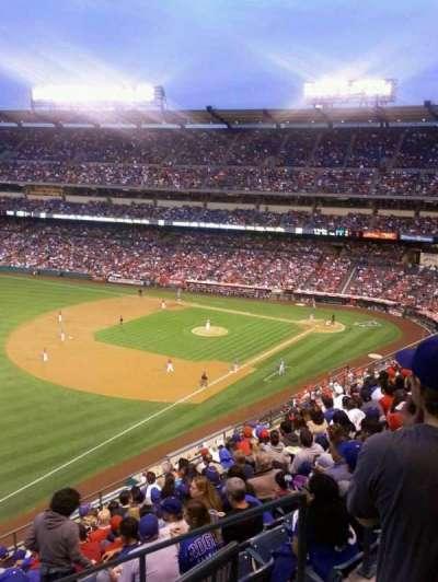 Angel Stadium sección V508