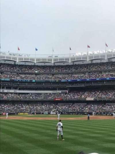 Yankee Stadium sección 103