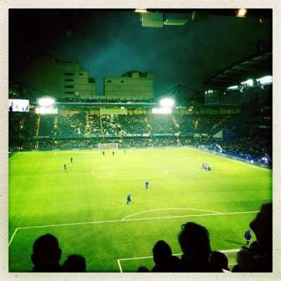 Stamford Bridge, sección: U13, fila: K, asiento: 109