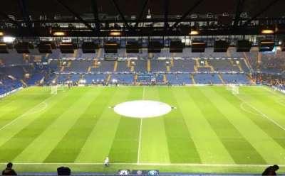 Stamford Bridge, sección: WEST STAND UPPER 4, fila: 14, asiento: 106
