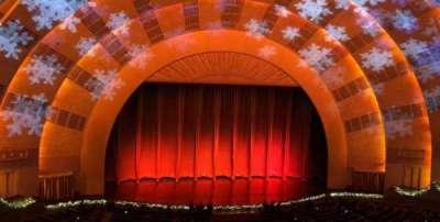 Radio City Music Hall, sección: 2nd Mezzanine 5, fila: B, asiento: 509