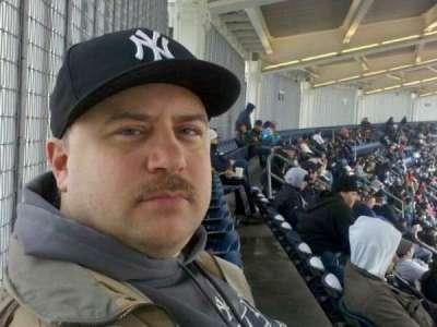 Yankee Stadium sección 432a