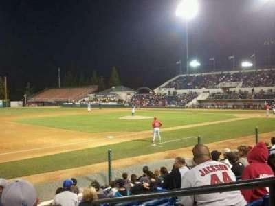LoanMart Field, sección: FB16, fila: J, asiento: 2