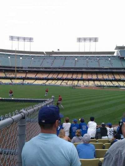 Dodger Stadium, sección: 53FD