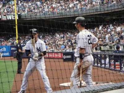 Yankee Stadium sección 020