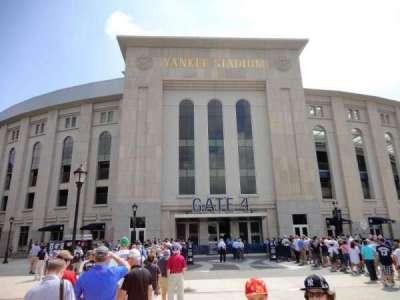 Yankee Stadium sección Gate 4