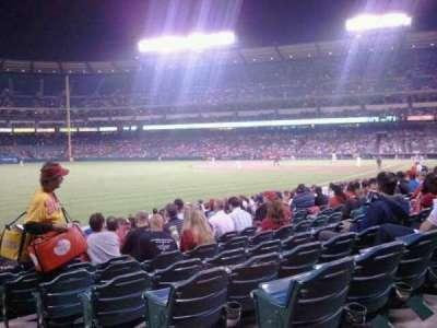 Angel Stadium sección F103