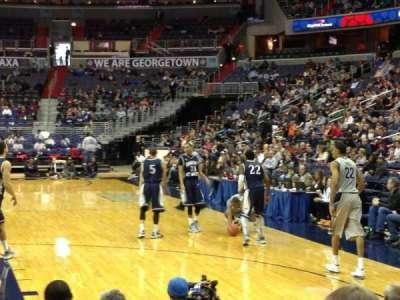 Capital One Arena, sección: 105, fila: Student, asiento: Section