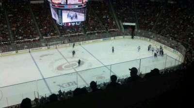 PNC Arena, sección: 305, fila: G, asiento: 18
