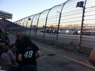 Texas Motor Speedway, sección: PL425, fila: 2, asiento: 1