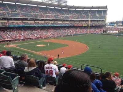 Angel Stadium sección C341