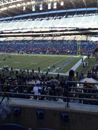 Centurylink Field, sección: 230, fila: C, asiento: 2