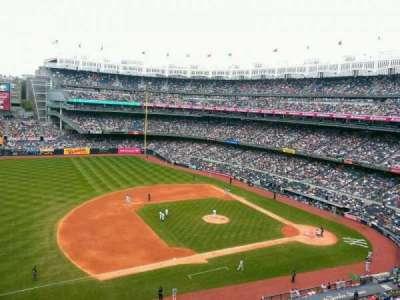 Yankee Stadium sección 326