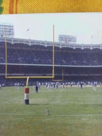 Old Yankee Stadium, sección: 41, fila: a, asiento: 1