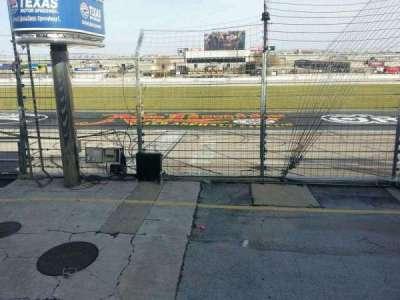 Texas Motor Speedway, sección: 101, fila: 5, asiento: 19