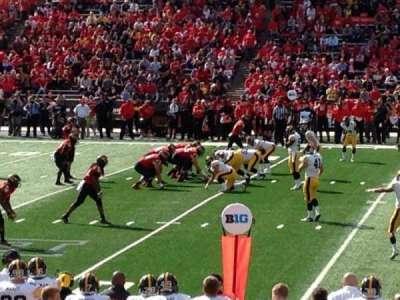 Maryland Stadium, sección: 306, fila: 5, asiento: 4