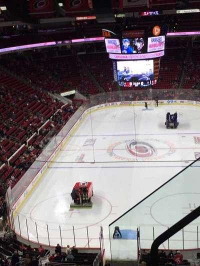 PNC Arena, sección: 314, fila: D, asiento: 2