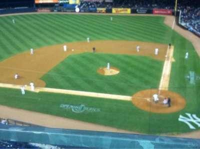 Yankee Stadium sección 322