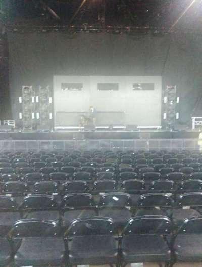 Hollywood Casino Amphitheatre (Tinley Park), sección: 103, fila: N, asiento: 23