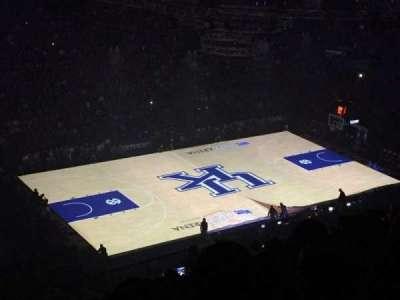 Rupp Arena, sección: 234, fila: V, asiento: 15