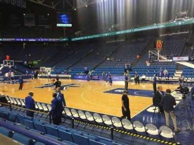 Rupp Arena, sección: 12, fila: A, asiento: 6