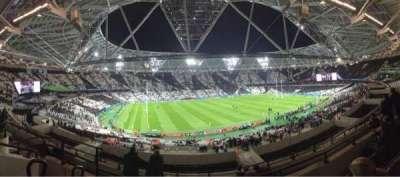 London Stadium sección 204